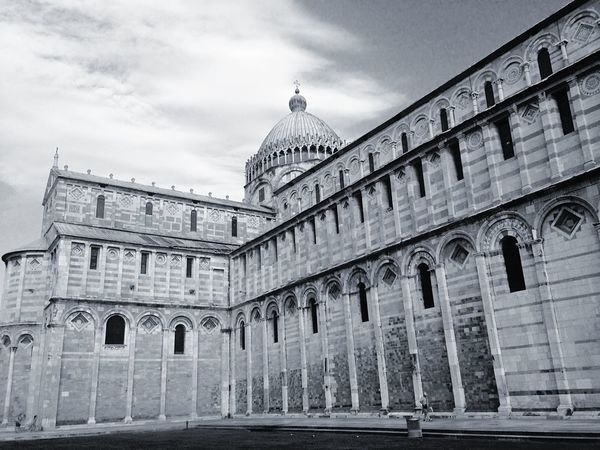 Italy❤️ Leaning Tower Italian Architecture Pisa Cathedral B&w Culture Observing EyeEm