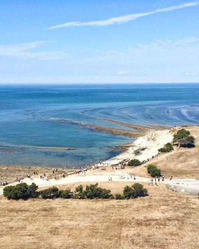 Le bout du monde à la pointe de Chassiron - Île d'Oleron --- Oleron Ile D'Oleron Landscape Landscape_Collection Landscape_photography Landscapes