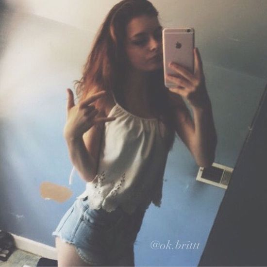 http://instagram.com/ok.brittt Summer First Eyeem Photo Younow Snapchat Me!  Snapchatme Snapchat Me Snapchat Check This Out Gorgeous Beautiful Love Sexyselfie Sexygirl Girls Hottie Relaxing Follow Followme Braless