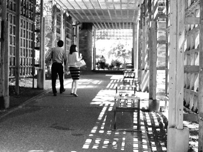 恋人同士 Sweetheart Monochrome Landscape_Collection Black & White