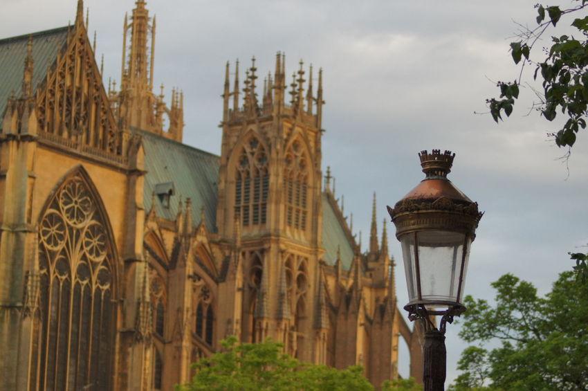 Cathédrale Saint-Étienne de Metz Architecture Cathedrale Cathédrale Saint-Étienne De Metz Church France Frankreich Kirche Metz Metz, France Place Of Worship Travel Destinations