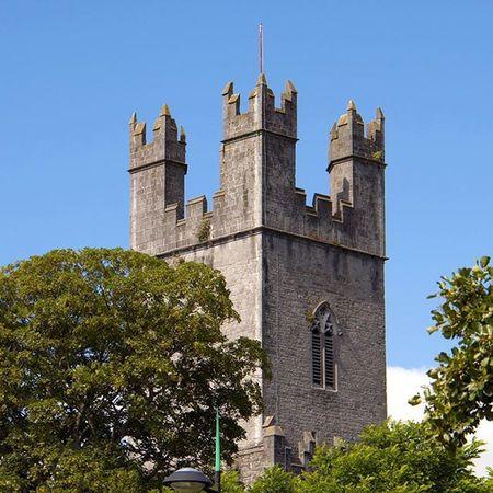 Stmarys Limerick Ireland Bluesky