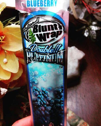 Bebesito. Bluntwrap Blunty Original Doubleplatinum Blueberry Weed Enjoy Goze Delicia