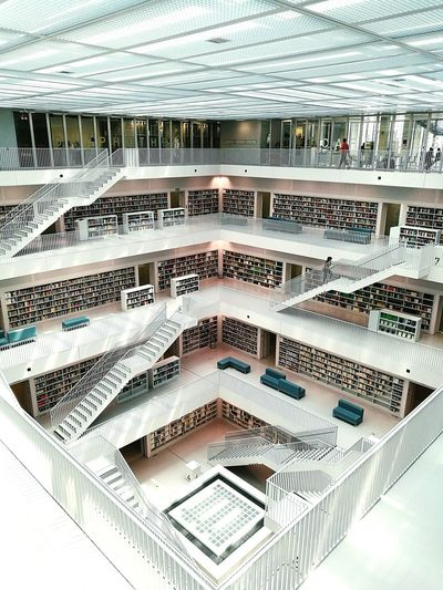 📚📖 Stuttgart Library Books ♥