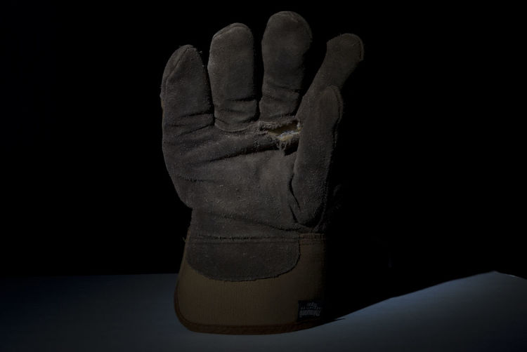 Contrast Creativity Focus Glove Light And Shadow Long Exposure Night No People Shadow Shadows Thing