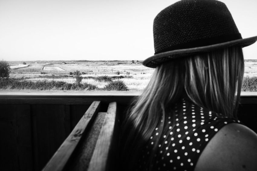 Fujifilm Fuji X100t Fujifilm_xseries Outdoors Train Travel Travel Photography Girl Summer France Travelphotography ExploreEverything EyeEm Best Shots EyeEm Best Shots - Black + White EyeemTeam Noir Et Blanc Blackandwhite