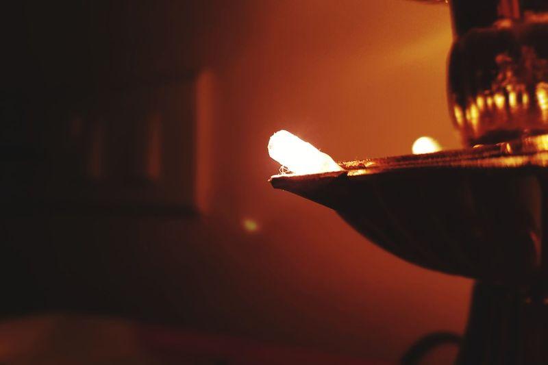 Light Effect Light Blur Portrait Diya - Oil Lamp Lamp Lamp Post Lighting Equipment Illuminated Diya - Oil Lamp Close-up Candlelight Lit Bulb EyeEmNewHere