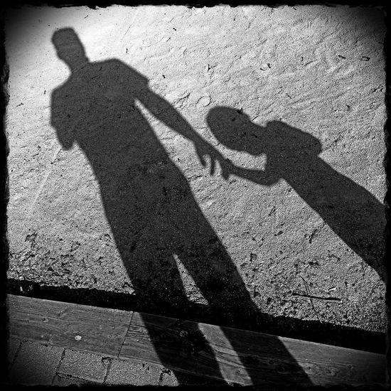 Father & Son EyeEm Best Shots - Black + White Black And White EyeEm Best Shots - Minimalist