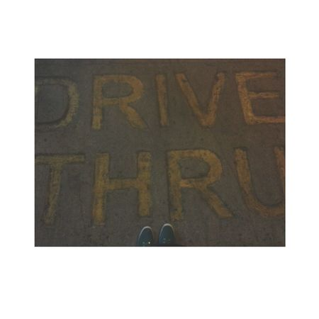 Drive thru + yoloSummervibes Enjoying Life