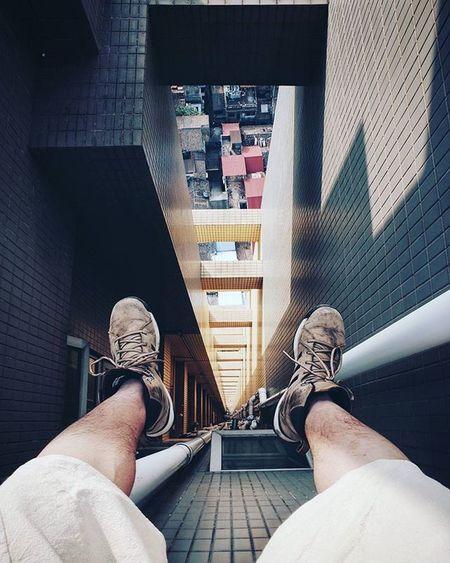 Jump~ Jump Canton Guangzhou Building Adidas City