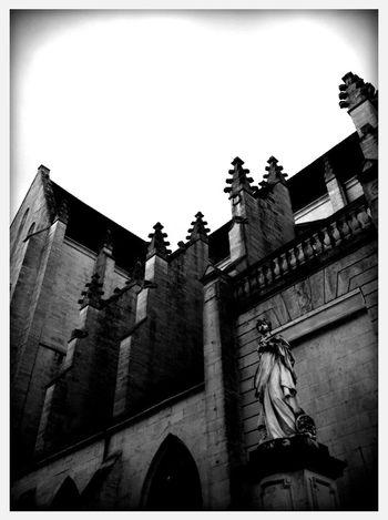 Architecture at Collégiale de Dole Architecture