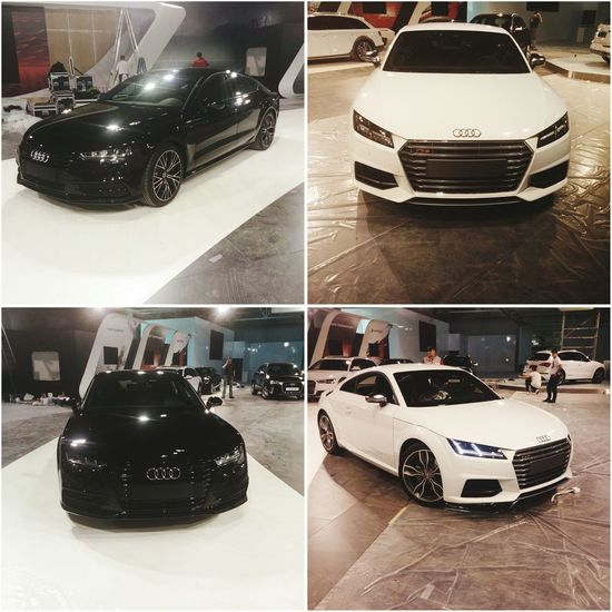 okay Audi TT -s is pretty nice as well ! but Audi A7 is the prettiest anyway!