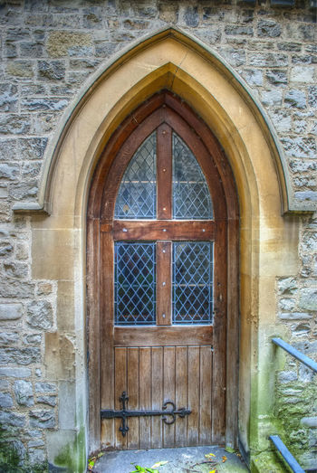Old door. Architecture Arch England🇬🇧 Portsmouth Entrance Hampshire  Historic Entryway Façade Stone Material Old Doors Door