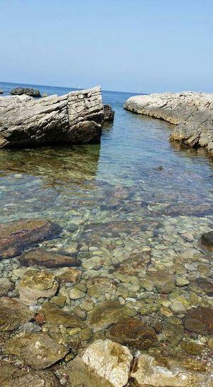 Buongiorno 💙🌊 Good Morning Eyemphotography Eyem Gallery Taking Photos OpenEdit Sicily Follow4follow Sea_collection LoveSea