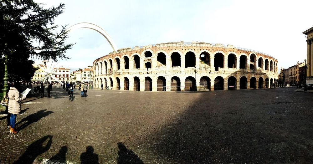 Arena🏟 Verona Cityoflove Romeoandjuliet 💕 First Eyeem Photo
