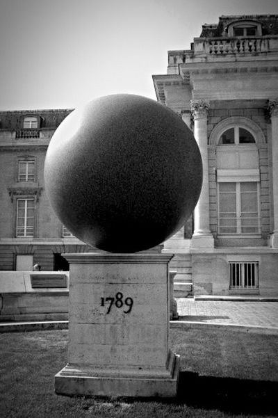 Architecture Built Structure French Revolution 1789 Sculpture Paris Fra Symbol Black And White Building Exterior Outdoors No People Clear Sky Day Blackandwhitephotography Blackandwhite Photography Black And White Photography Black&white Blackandwhite Black & White