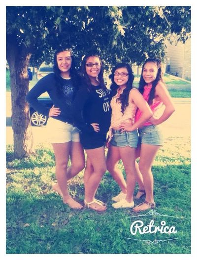 my girls!