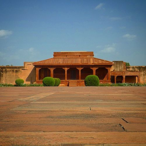 Fort Fatehpursikri Editing