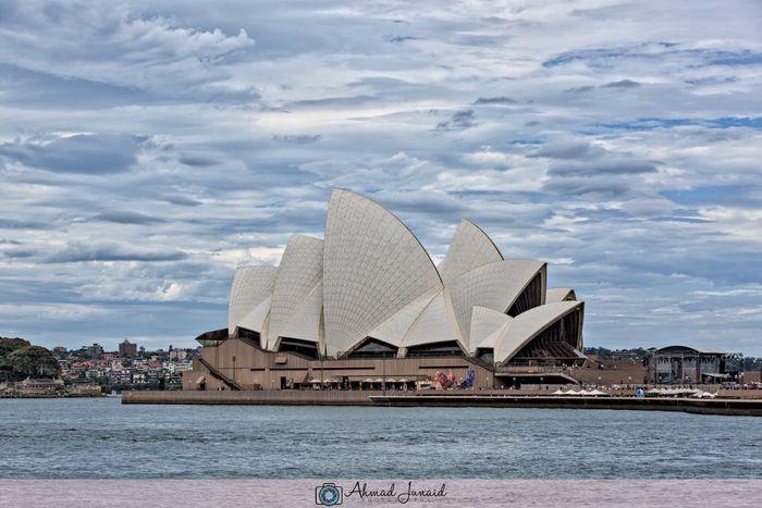 Architecture Travel Destinations Travel City Opéra Sky Cloud - Sky Cityscape Urban Skyline Australia Sydney, Australia Sydney Harbour  Sydneysights Photography