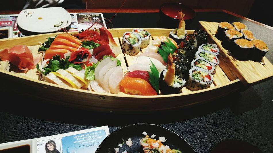 Sushi Love Boat Yummy♡