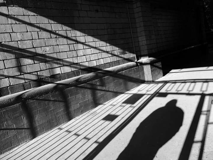 The Street Photographer - 2017 EyeEm Awards Shadow Streetphoto_bw Streetphotography Street Street Photography Black & White Blackandwhite Streetphotography_bw Silhouette