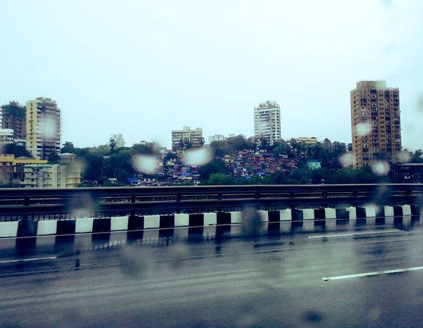 rains Slumsofindia Monsoon