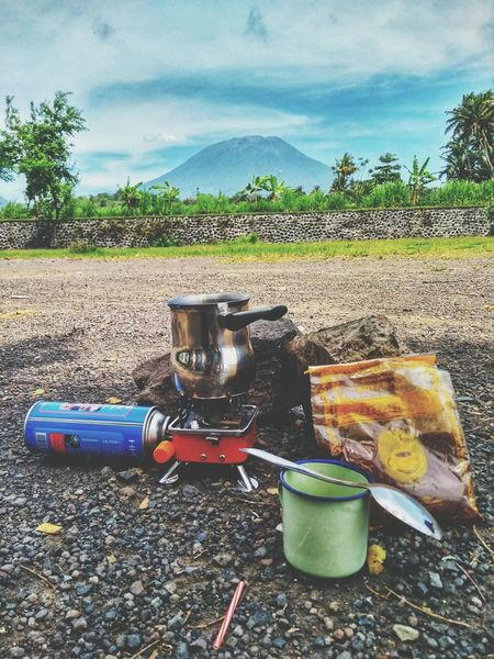 Coffee everywhere Outdoors Day No People Field Cloud - Sky Sky Coffee Coffee Time Arabikacoffee Robustacoffee INDONESIA Bali Coffeelovers Nature Mount Agung Tree Nature Sand Indonesia_allshots Photography
