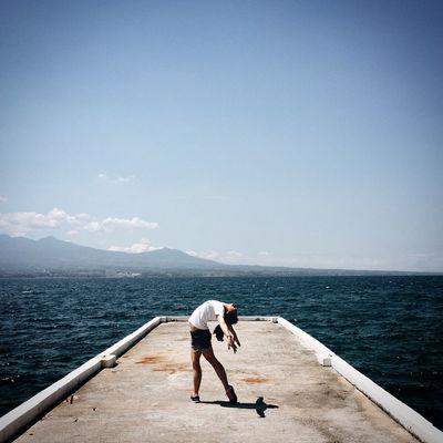 Corregidor island. Check This Out Hello World Relaxing Ballerina Ballerina Photoshoot