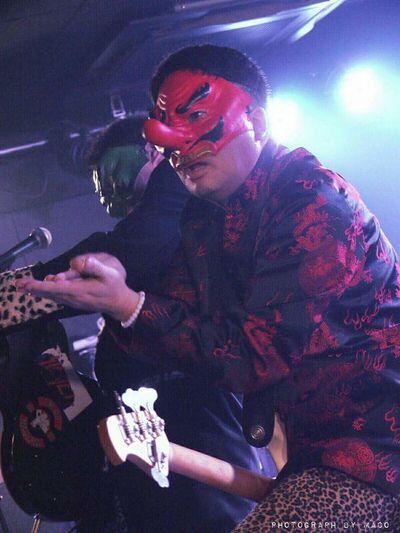 Tengu Live Photo Live Ib89 From Nagoya Band Photography Photgrahbymaco Punkrock