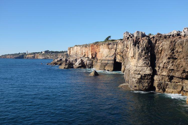 Boca Do Inferno Atlantic Ocean Hole Plenty Of Fish In The Sea  Sunnyday☀️