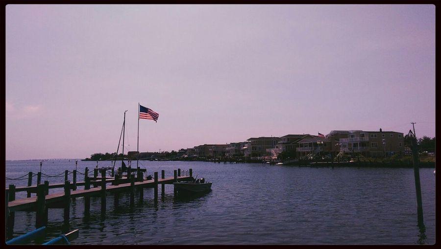 America Long Beach Island Beach New Jersey