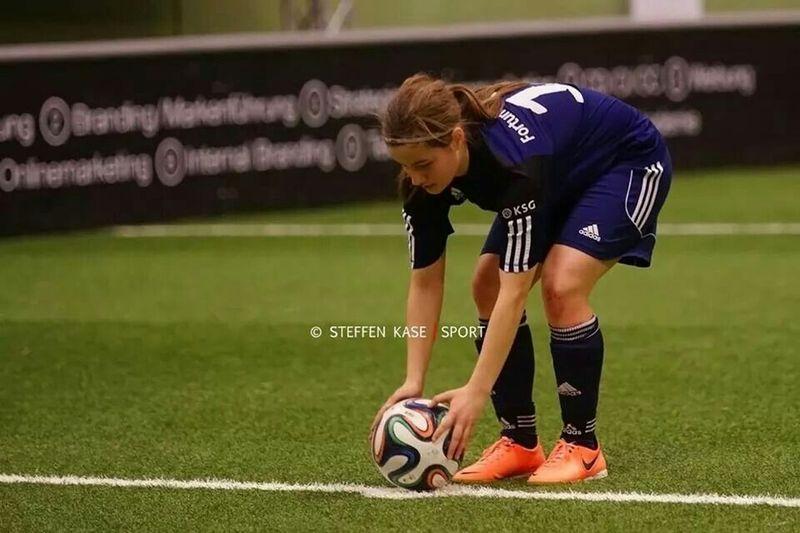 Concentration .lovefootball. GirlsLoveFootball Workhardplayhard Onelove♥ First Eyeem Photo AH10 NeverGiveUpOnYourDreams Winner ❤ First Eyeem Photo