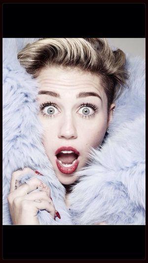 Miley Cyrus Looking DOPE