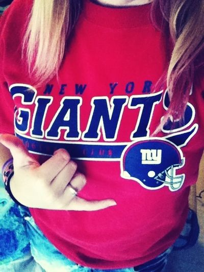NEW YORK GIANTS!!!!