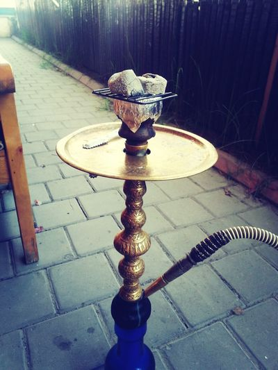 middle of day :) Nargile Turkish Just Hanging Around