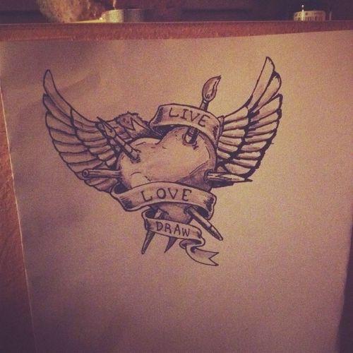 Life Love Draw Art i do IT!!!