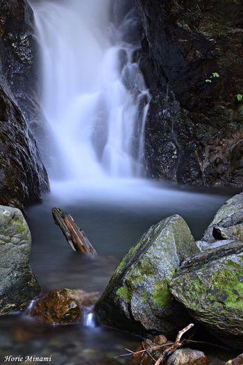 Long Exposure Waterfall Water Week On Eyeem EyeEm Best Shots The Week On EyeEm EyeEm Team EyeEmNewHere Japan Landscape 福岡県 調音の滝