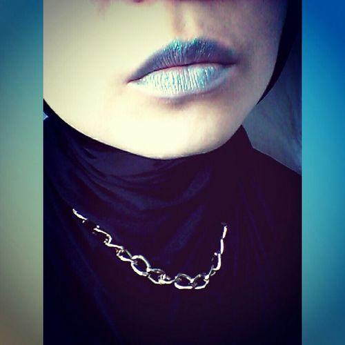 Blue lips 💄💙 Bluelips Stay Weird ✌ Makeup