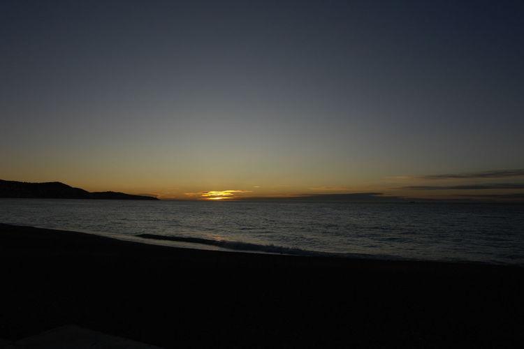 Sunset cLife Is A Beach Côte D'Azur