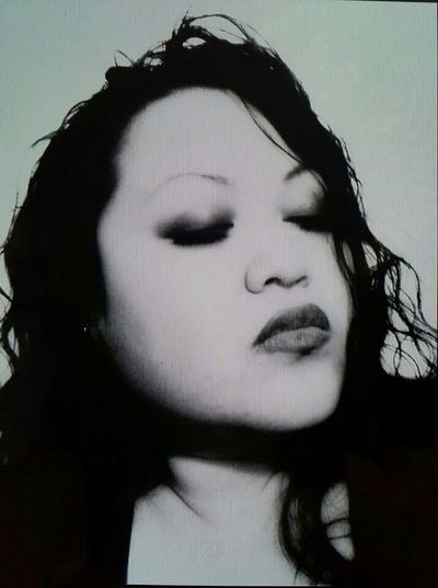 Black & White Me Myself And I Poet Dark Darkness Goth Expressions ExpressYourself Samoan Girl That Samoan Girl