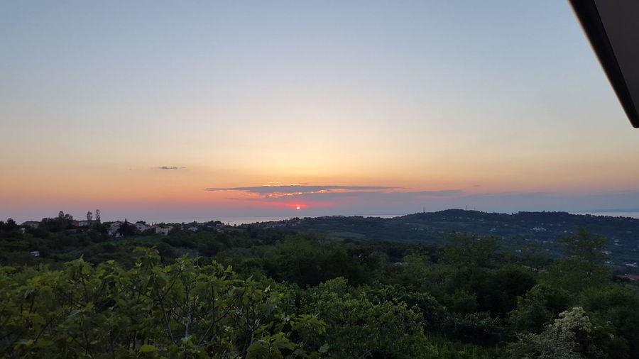 Sundown Red Sundown Sunset