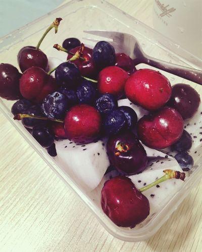 Helloworld Yummy Foodporn Love It Fruits