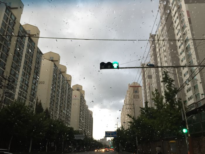 Greenlight Move Rain Rainy Day