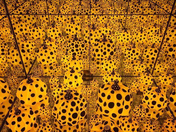 Yayoi Kusama The Week On EyeEm Berlin Love EyeEmNewHere EyeEmNewHere Paint The Town Yellow EyeEmNewHere Be. Ready. AI Now