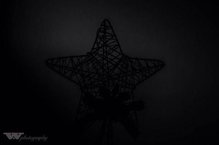 Star Star Decoration Wphotography Bwphotography Nikon Shadow Light And Shadow