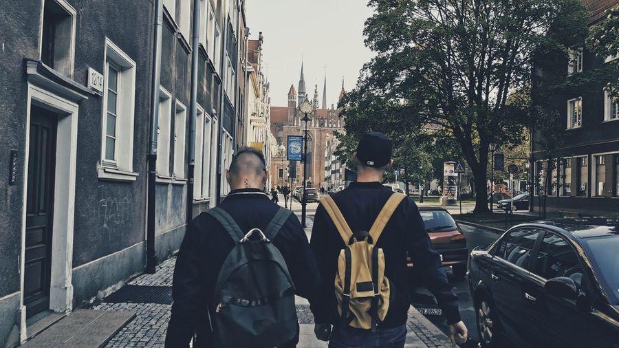Tourists City