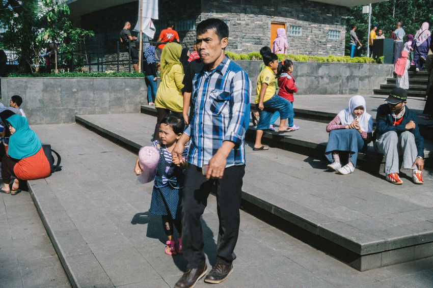 Bandung, Indonesia, 2016. Bandung City Day EyeEm EyeEm Indonesia Fun INDONESIA Large Group Of People Lensculture Lifestyles Magnumphotos Maklumfoto Onbooooooom Outdoors People Street Street Photography Streetphoto Streetphoto_color Streetphotography Udatommo EyeEm Diversity