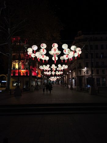 Lyon France Chinatown France Nightphotography Memories ❤ Travel Good Days  Love You💋