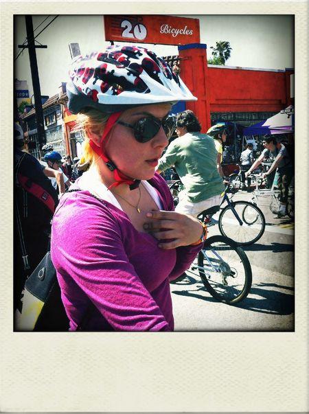 CicLAVia Cycling Friends