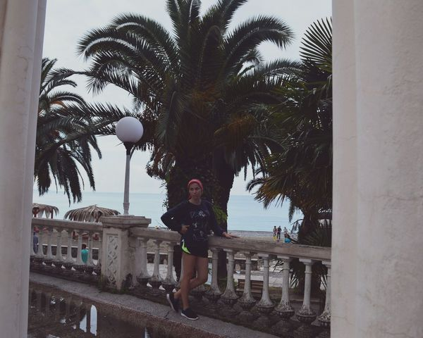 Гагры абхазия отдых Trip прогулка